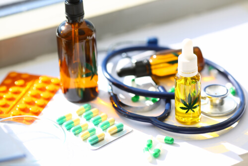 cbd pain relief pills